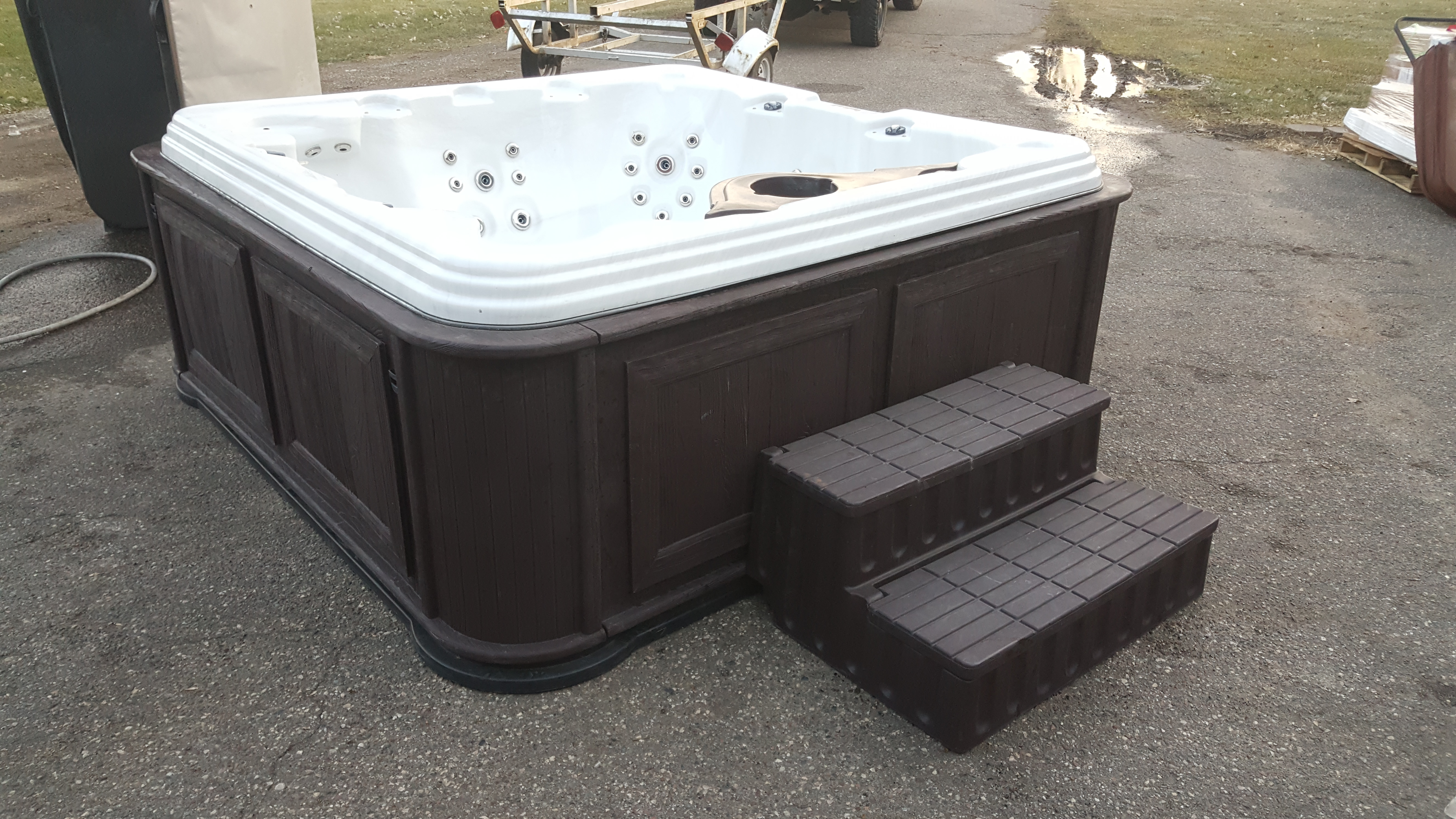 cost used tub run it news much for swimming a sale full how to hot size pools does